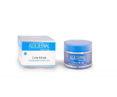 ALOEDERMAL Anti-Age 50 ml kantasoluvoide