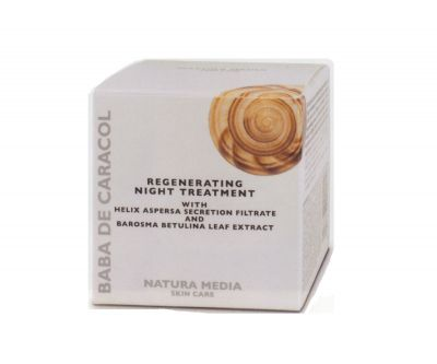 Baba de caracol Regenerating Night Treatment etanavoide