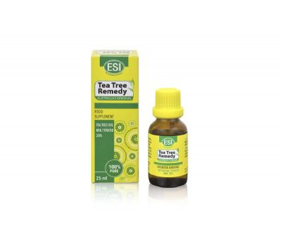 Tea Tree Remedy Oil teepuuöljy 25 ml.