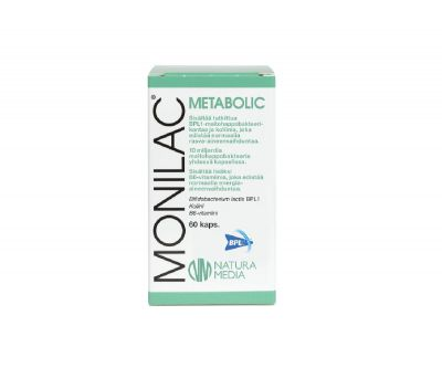 Monilac METABOLIC 60 kps